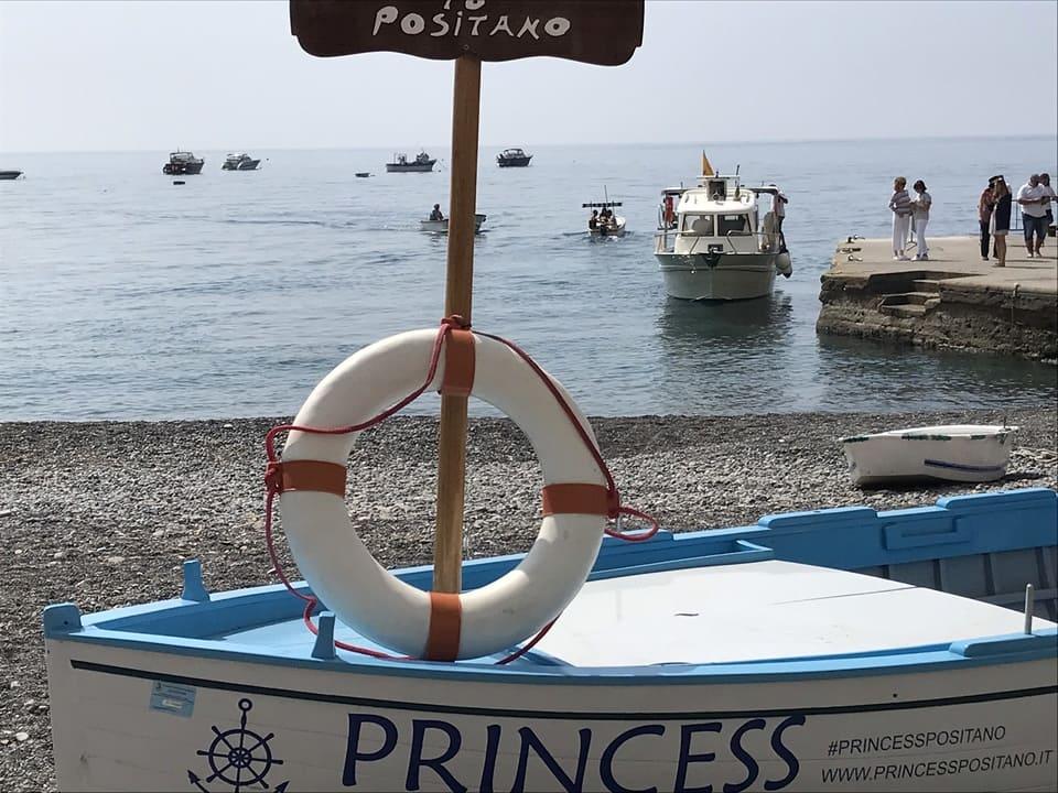 Mar de Positano