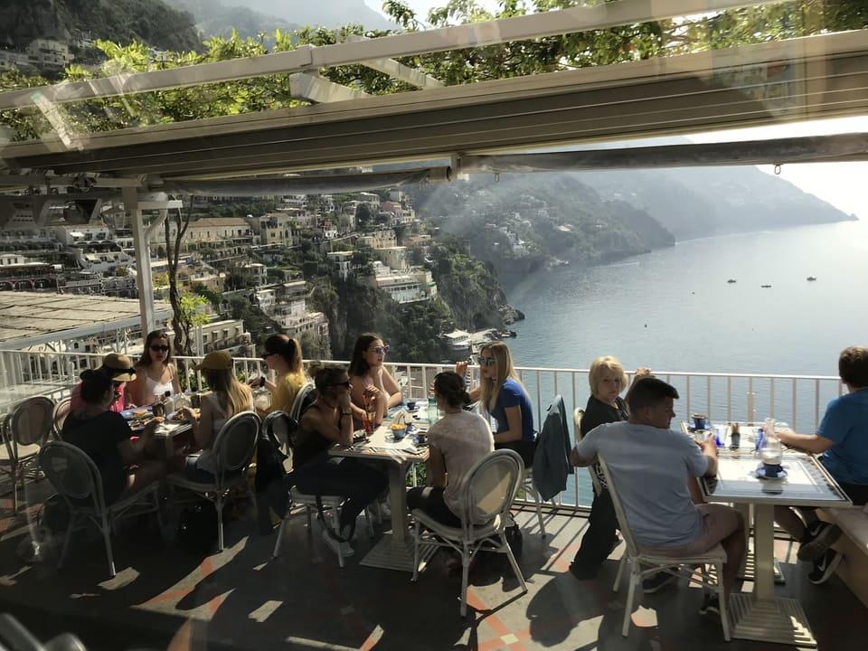 Belvedere na Costa Amalfitana