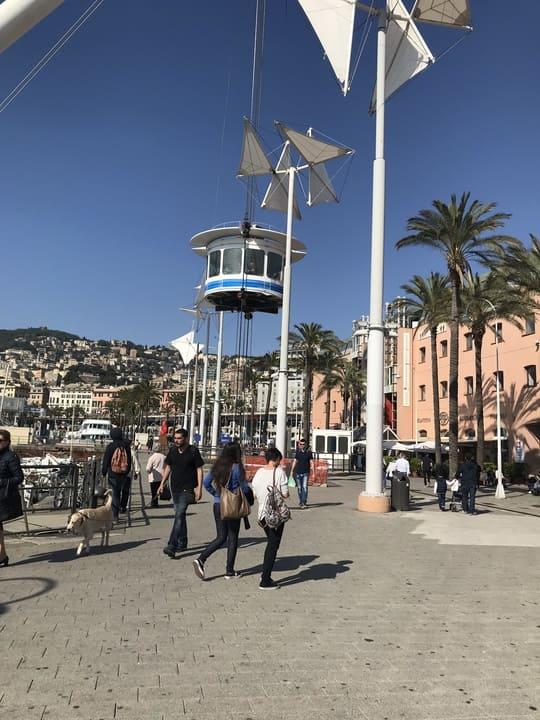 Bigo - Genova