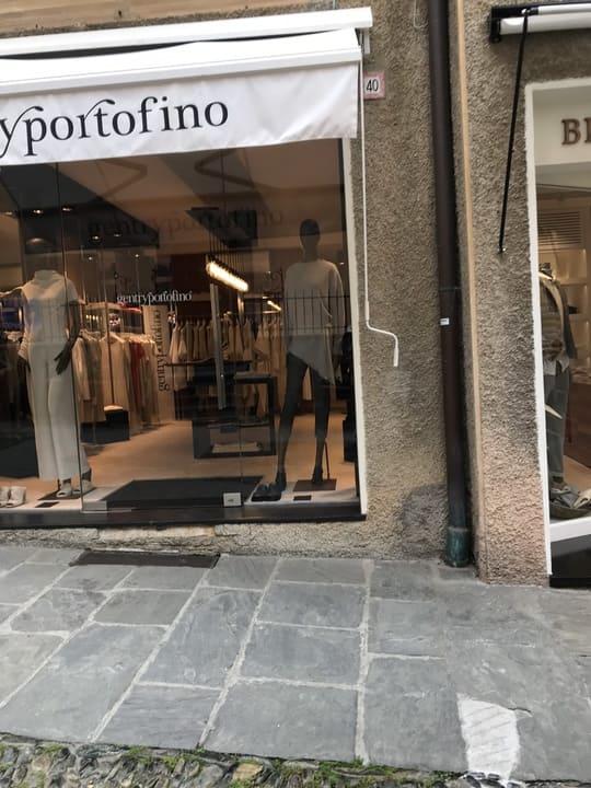 Moda em Portofino