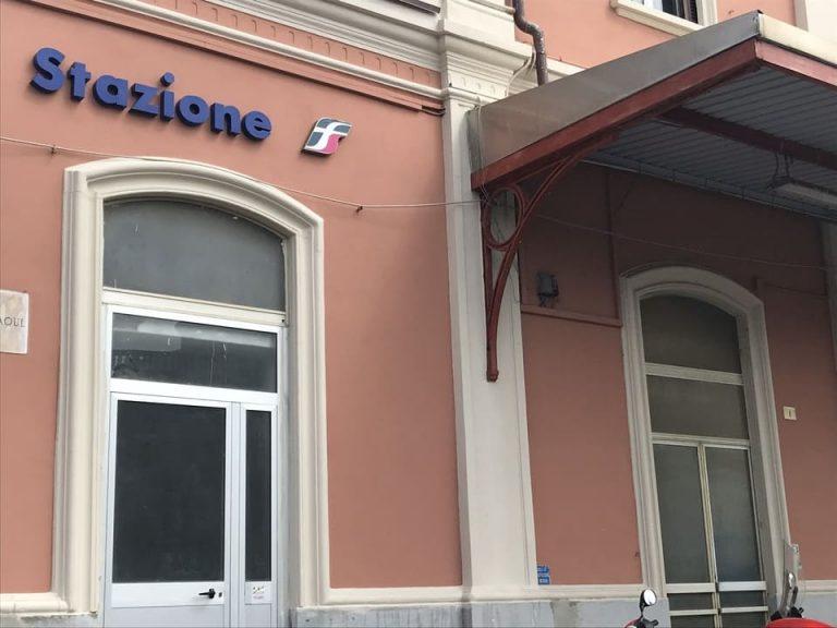 Estacao trem Portofino