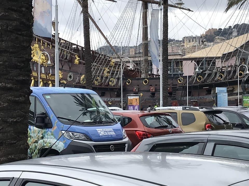 Galeao - Genova