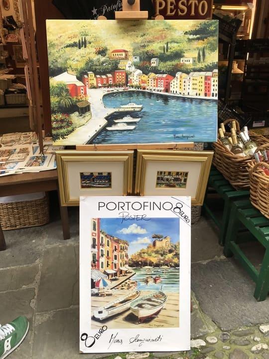 Galerias de arte - Portofino