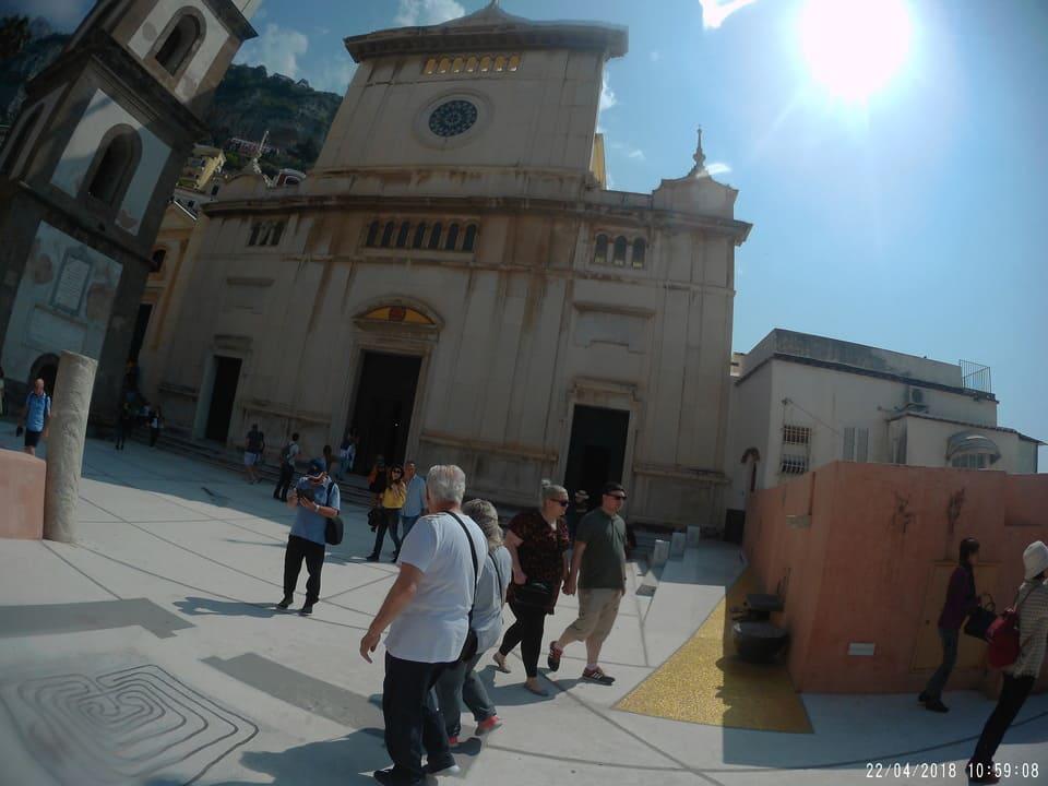 Igreja Santa Maria Assunta - Positano