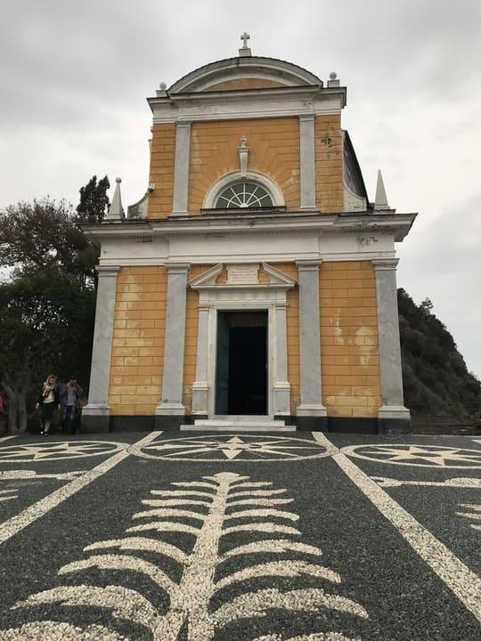 Chiesa di San Giorgio - Portofino