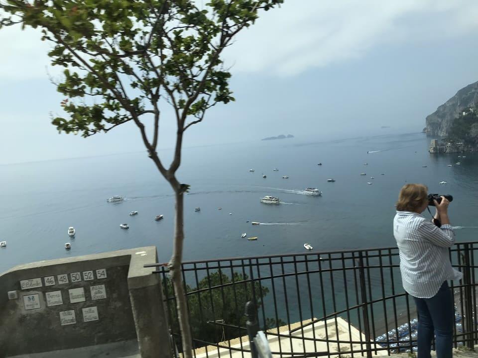 Paisagens Costa Amalfitana