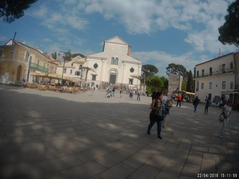 Piazza Vescovado - Duomo de Ravello