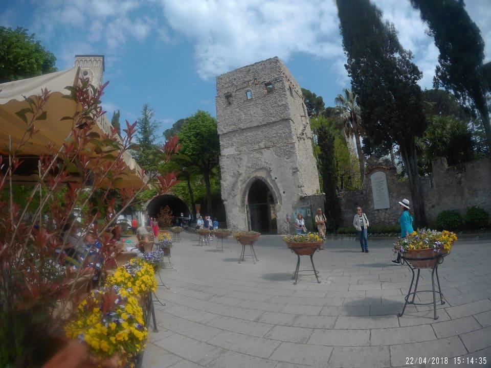 Piazza Vescovado - Ravello