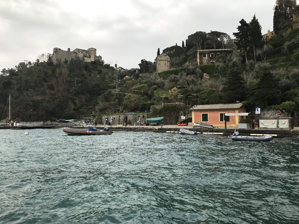 Castelo Brown - Portofino